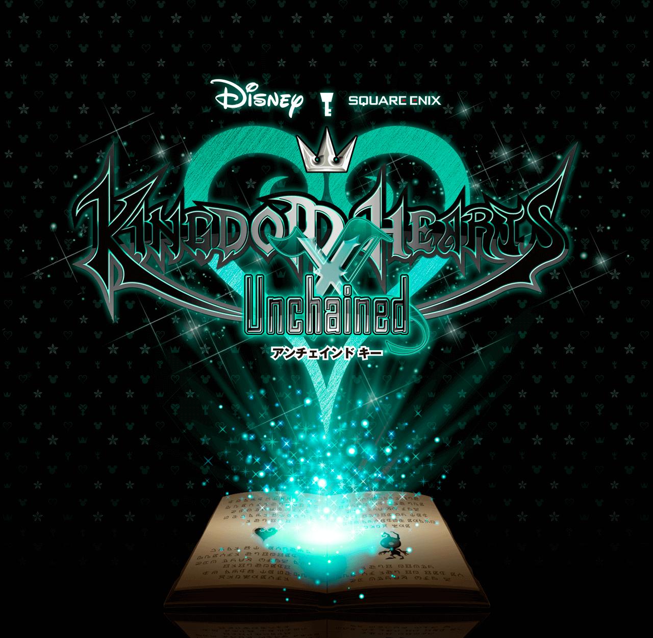Kingdom Hearts Unchained X at E3 2015