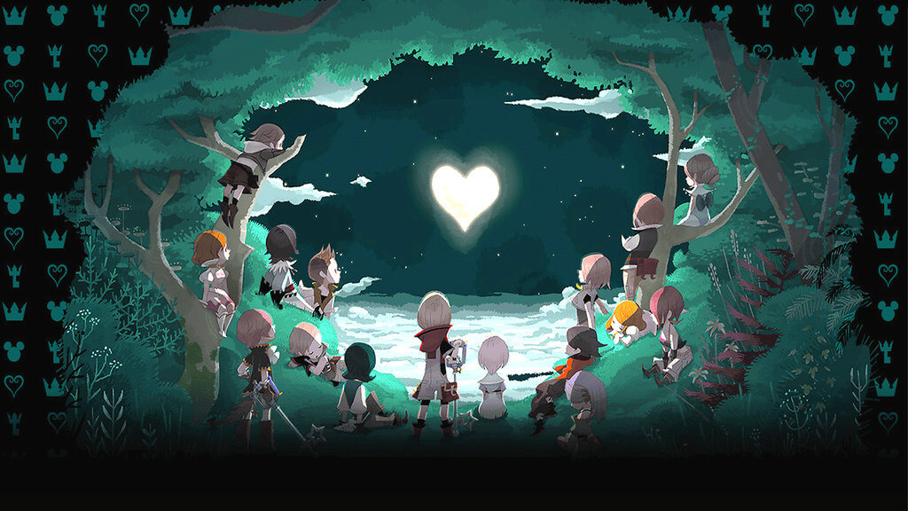 Kingdom Hearts Unchained X[chi] for Smartphones