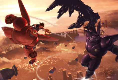 Kingdom Hearts 3 Big Hero 6 Trailer