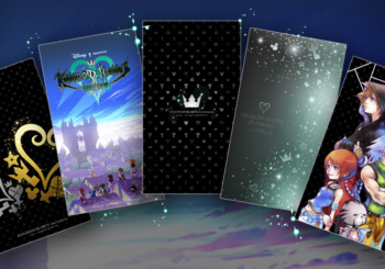 Kingdom Hearts Unchained X Wallpaper & Releases in September for Japan