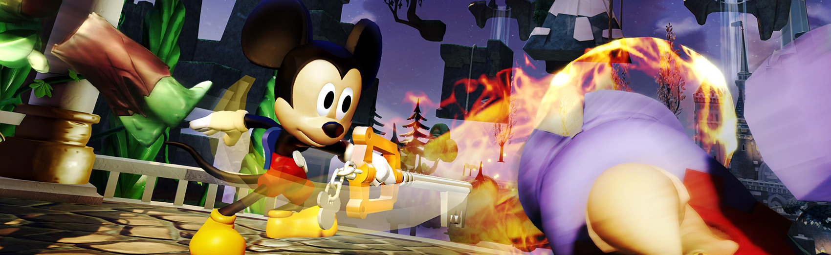 Disney Infinity 3.0 Sweepstakes – King Mickey Power Disc