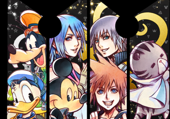 Kingdom Hearts 2.8 Dengeki PlayStation 600th Issue (Artwork, Scans, Interview)