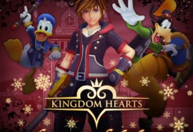 Kingdom Hearts 3 Interview + Kingdom Hearts 2.8 Interview