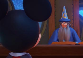 Kingdom Hearts 3 Trailer & Kingdom Hearts 2.8 Trailer - Jump Festa 2015