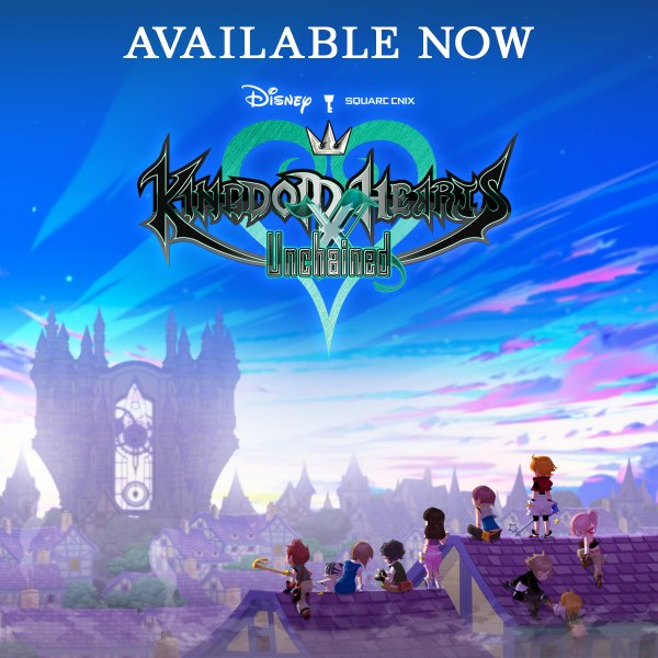 Kingdom Hearts Unchained X Europe Release June 15 2016 12:00 PDT (Midnight)