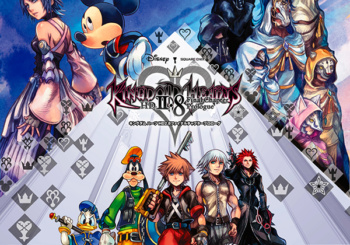 Kingdom Hearts 2.8 Boxart