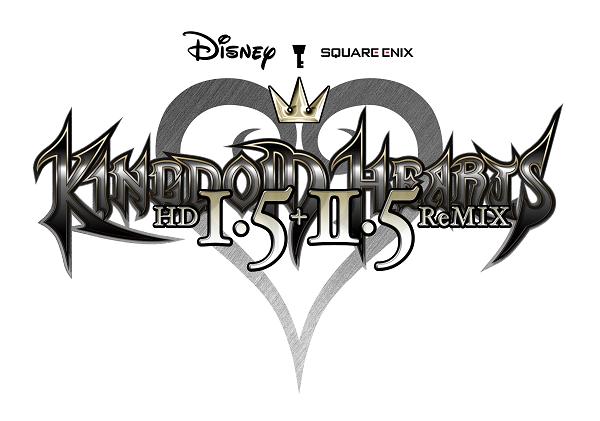 Kingdom Hearts HD 1.5 + 2.5 ReMIX Announced!