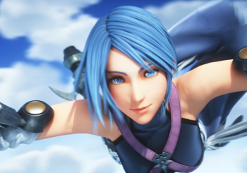Kingdom Hearts 2.8 Renders and Screenshots
