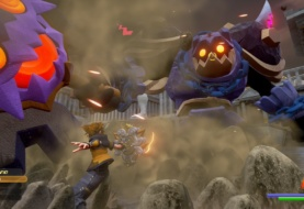 Kingdom Hearts 3 Screenshot - Sora's Power Form in Thebes