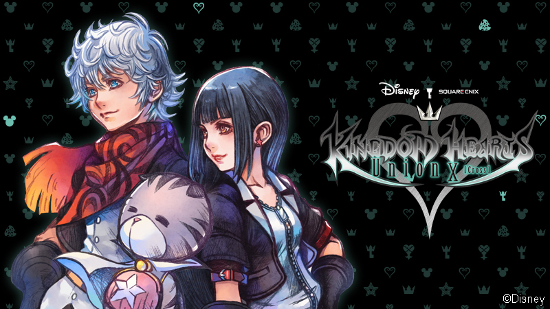 KINGDOM HEARTS Union χ[Cross] Announced!