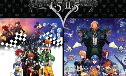 Kingdom Hearts HD 1.5 + 2.5 Remix Now Available