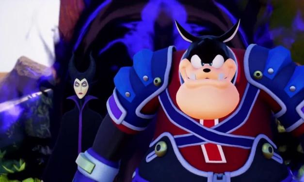 Kingdom Hearts 3 Orchestra Trailer