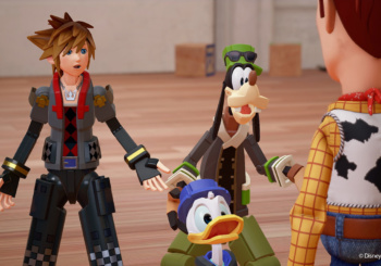 Toy Story Announced for Kingdom Hearts 3 - New Trailer | Release Date 2018