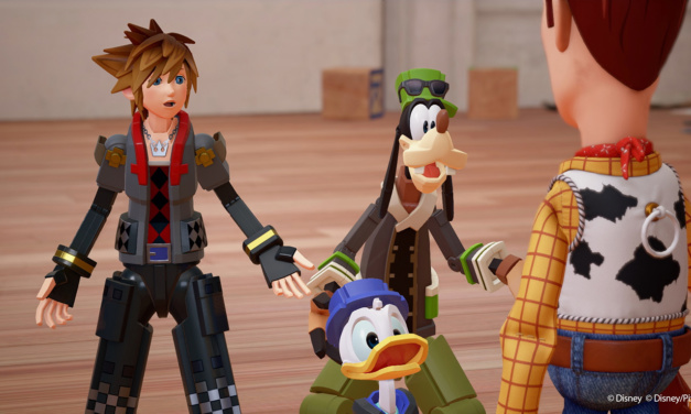 Toy Story Announced for Kingdom Hearts 3 – New Trailer | Release Date 2018
