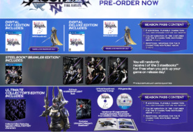 Dissidia Final Fantasy NT - North America Release on January 30