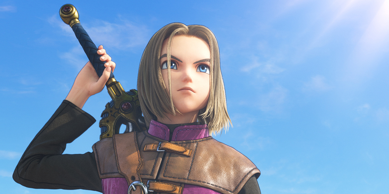 DRAGON QUEST XI WESTERN RELEASE 2018