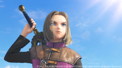 Dragon Quest XI Protagonist