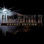 FFXV Pocket Edition Logo
