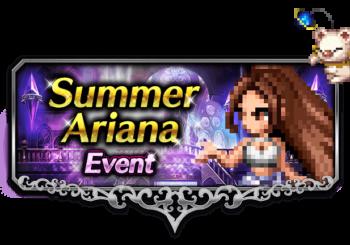 """Final Fantasy Brave Exvius """"Chic Ariana"""""""