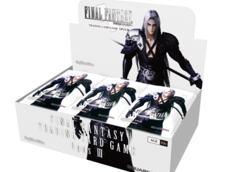 Final Fantasy Trading Card Game Sells Over 5.5 Million Card Packs Worldwide