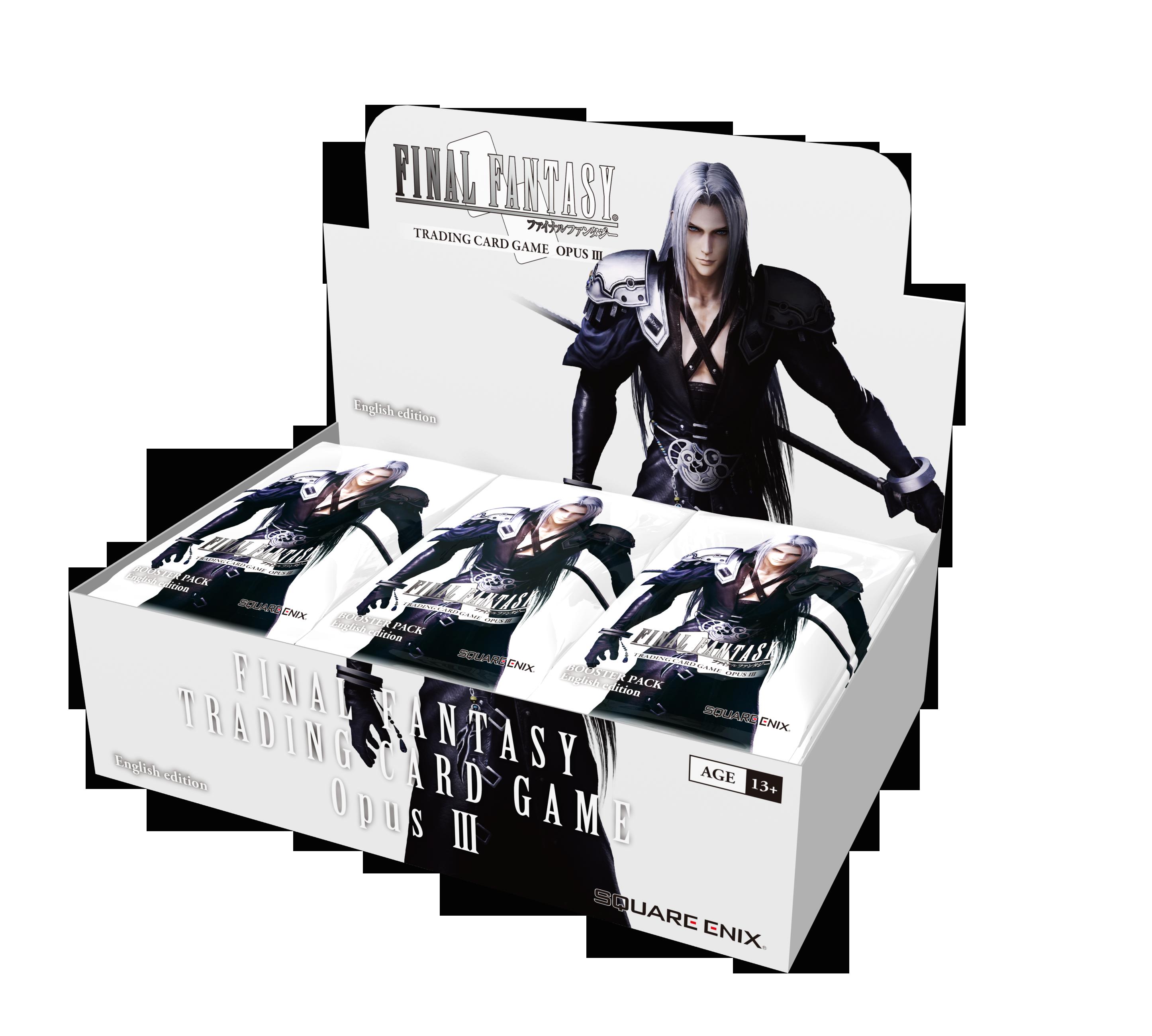 Final Fantasy TCG Opus III