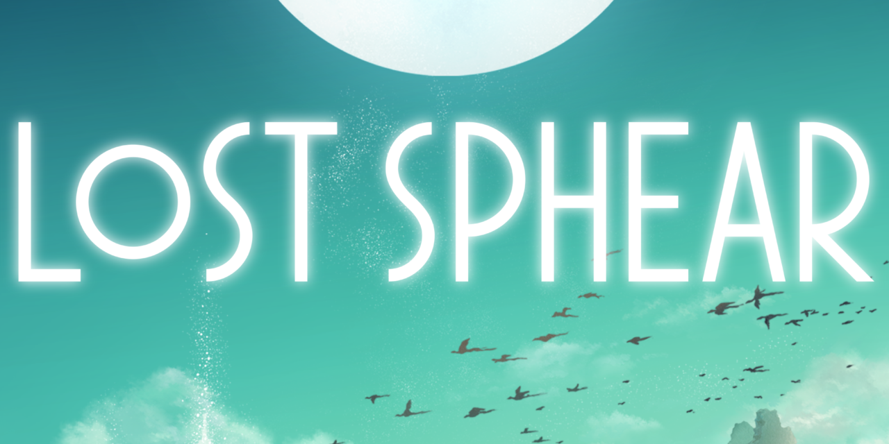 LOST SPHEAR Announced