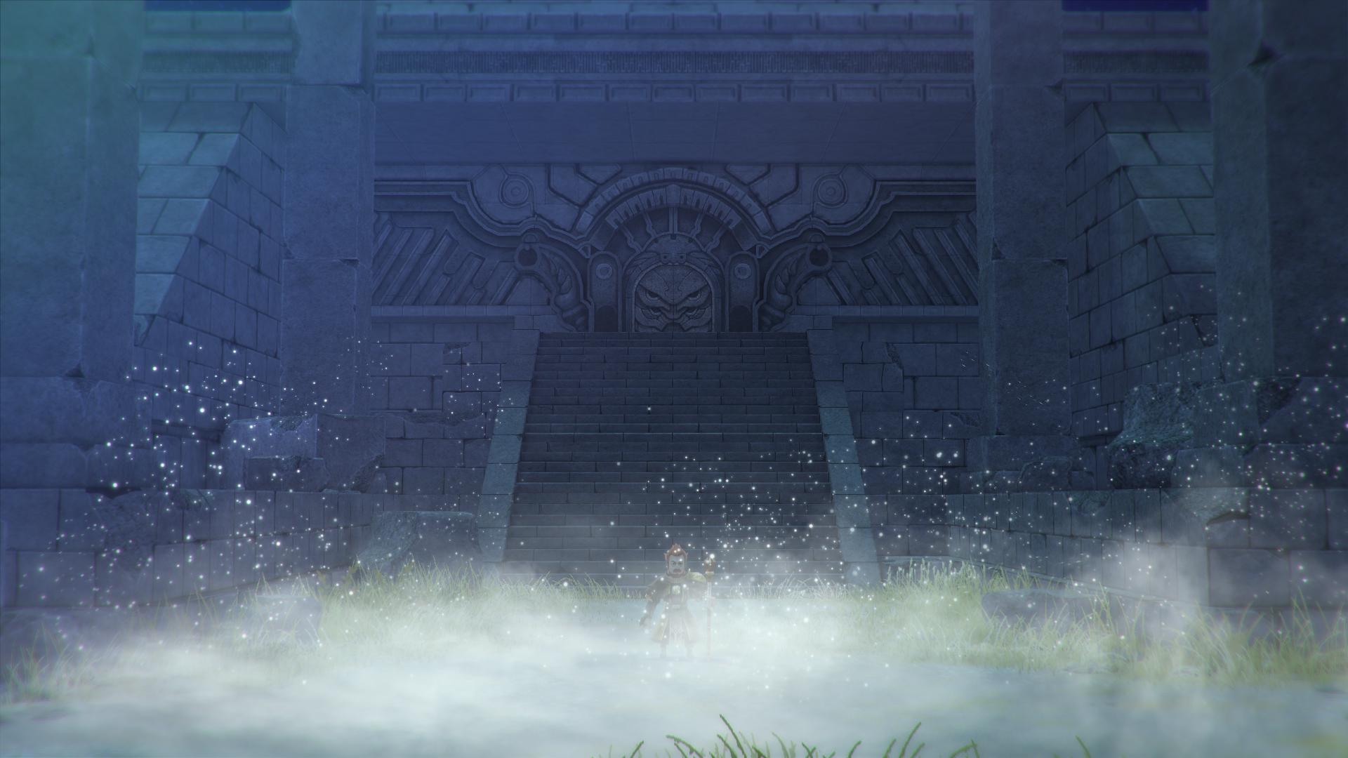 LOST SPHEAR screenshot 01