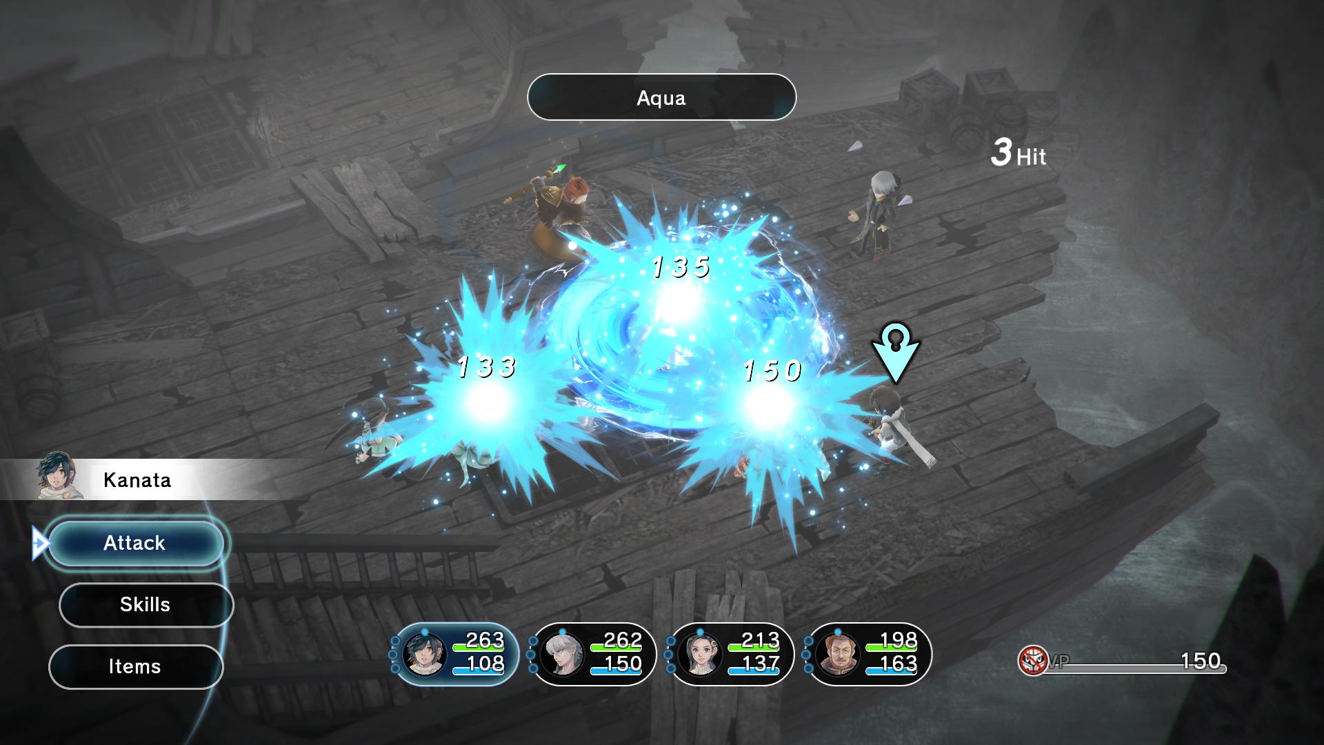 LOST SPHEAR screenshot 03