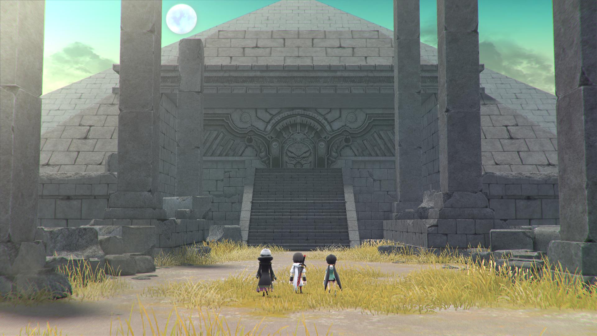 LOST SPHEAR screenshot 05