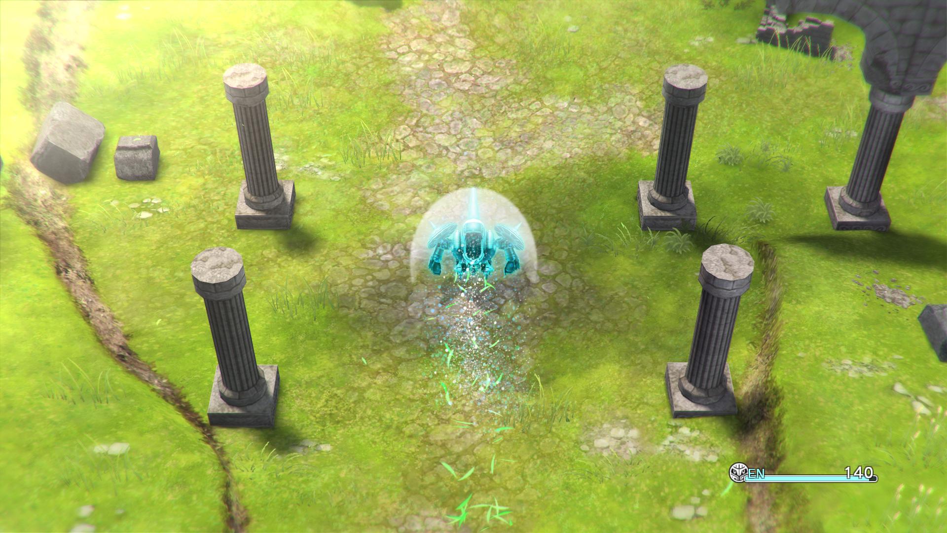 LOST SPHEAR screenshot 15
