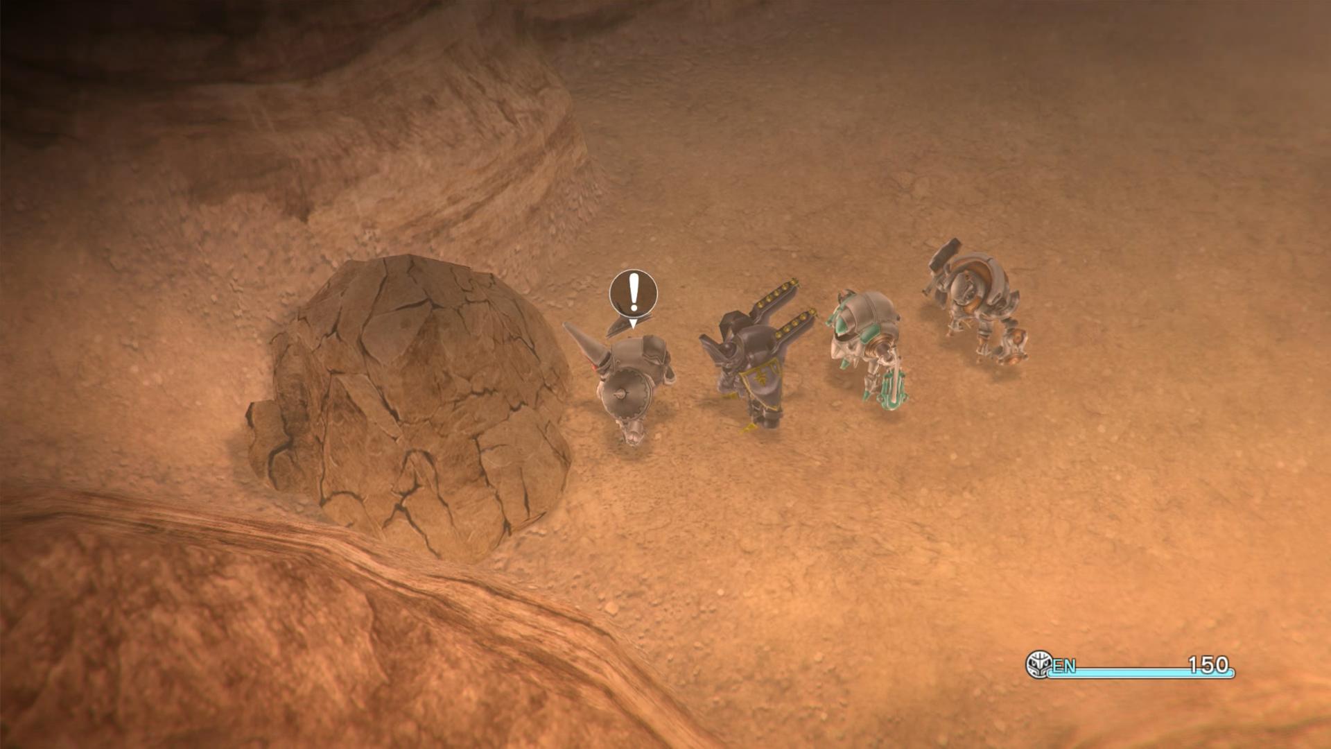 LOST SPHEAR screenshot 17
