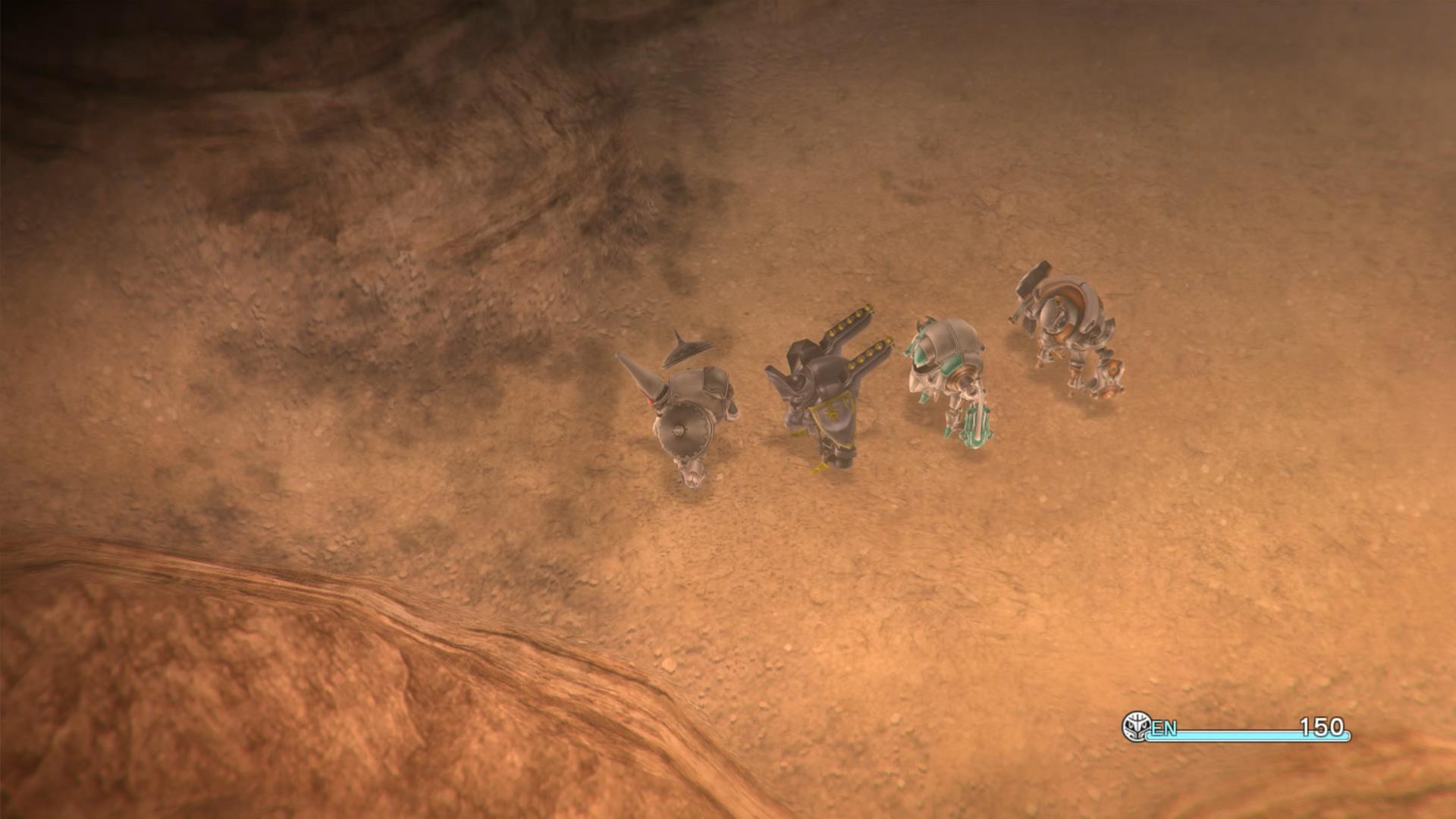 LOST SPHEAR screenshot 19