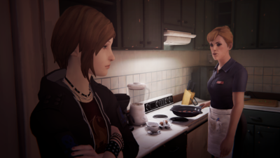 Life is Strange Before the Storm Chloe and David 02