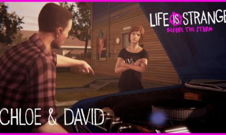 Life Is Strange: Before The Storm – Chloe & David Gameplay