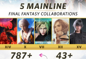 Mobius Final Fantasy Celebrates A Year of Service
