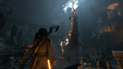 Xbox One X Rise of the Tomb Raider 01