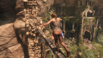 Xbox One X Rise of the Tomb Raider 02