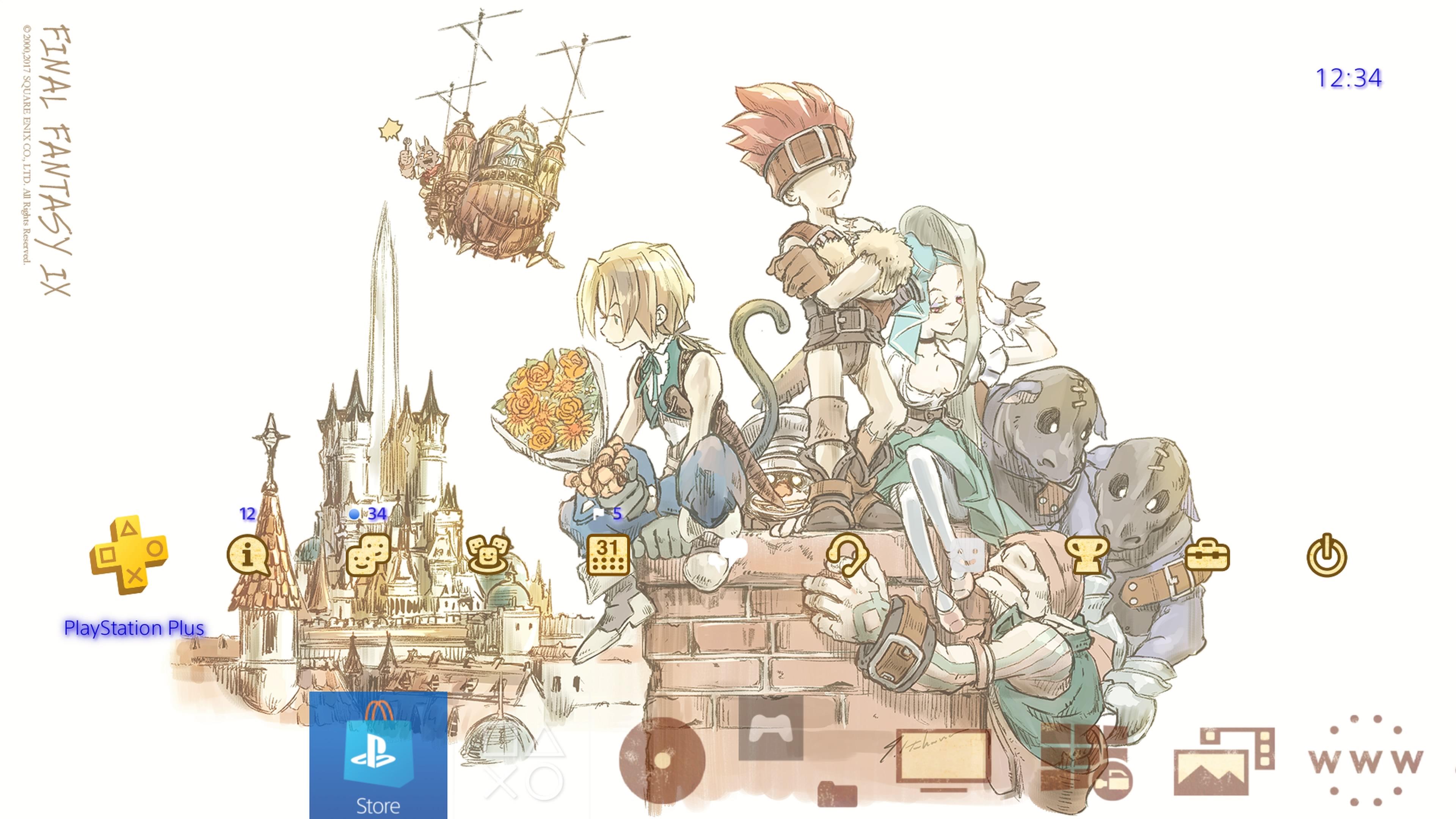 Final Fantasy IX Theme 02