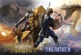 Final Fantasy XV: Assassin's Festival (Assassin's Creed Collaboration Event)
