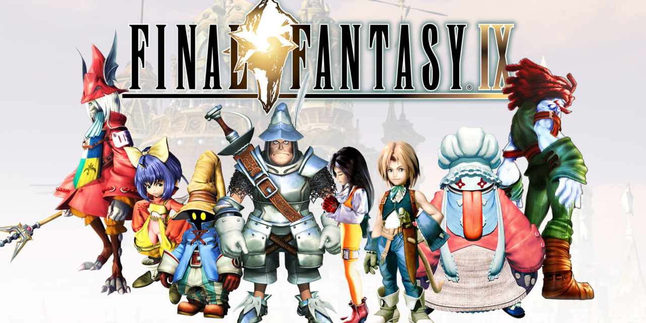 Final Fantasy IX Available on PS4