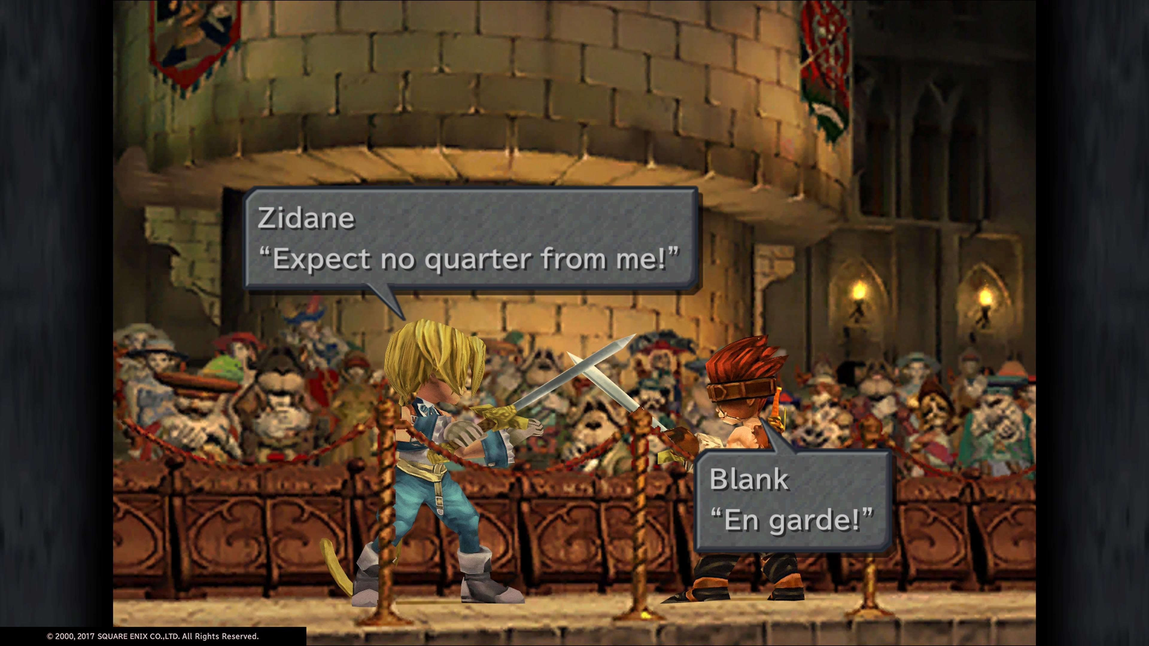 Final Fantasy IX More Dialogue