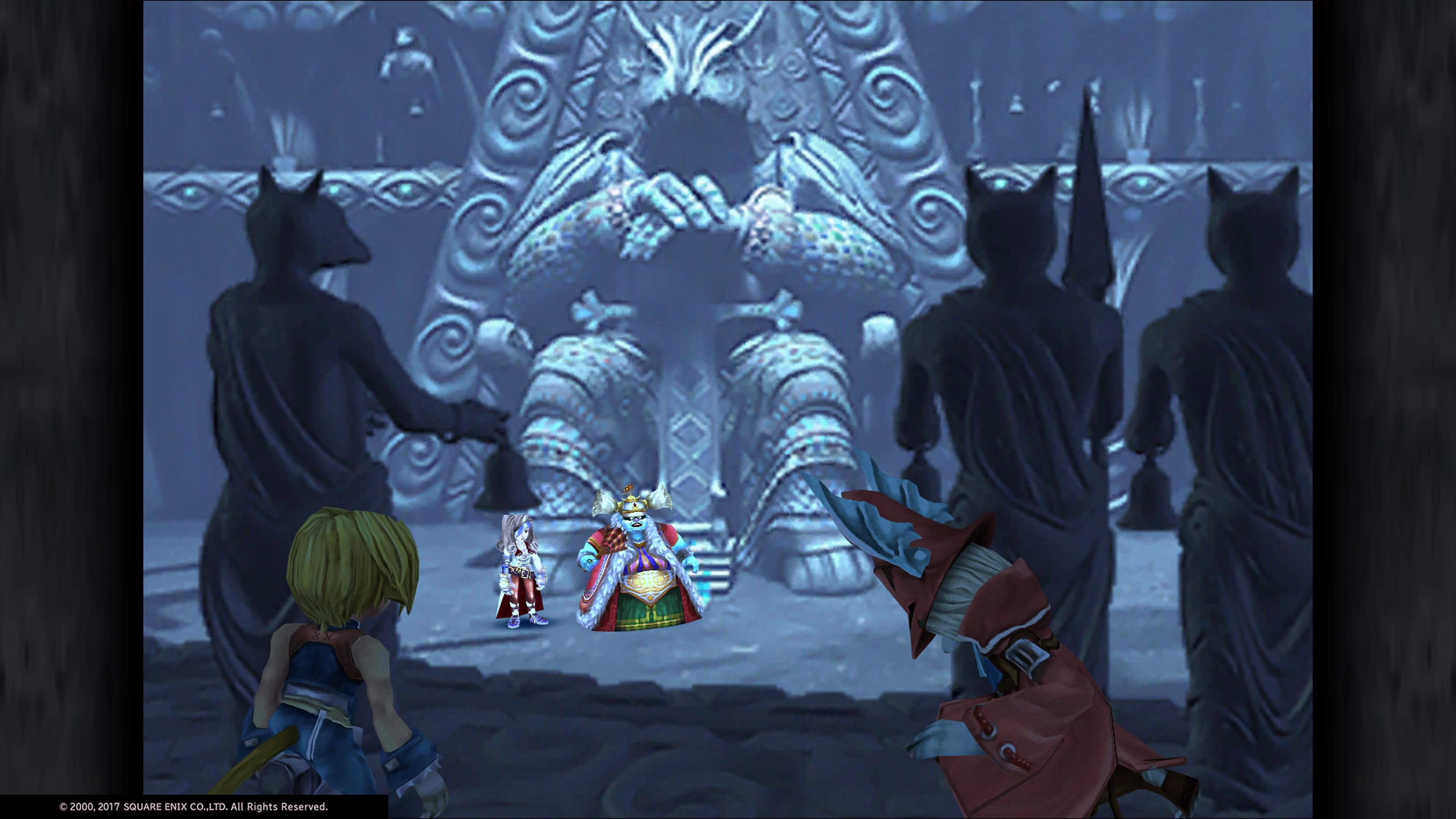 Final Fantasy IX Temple