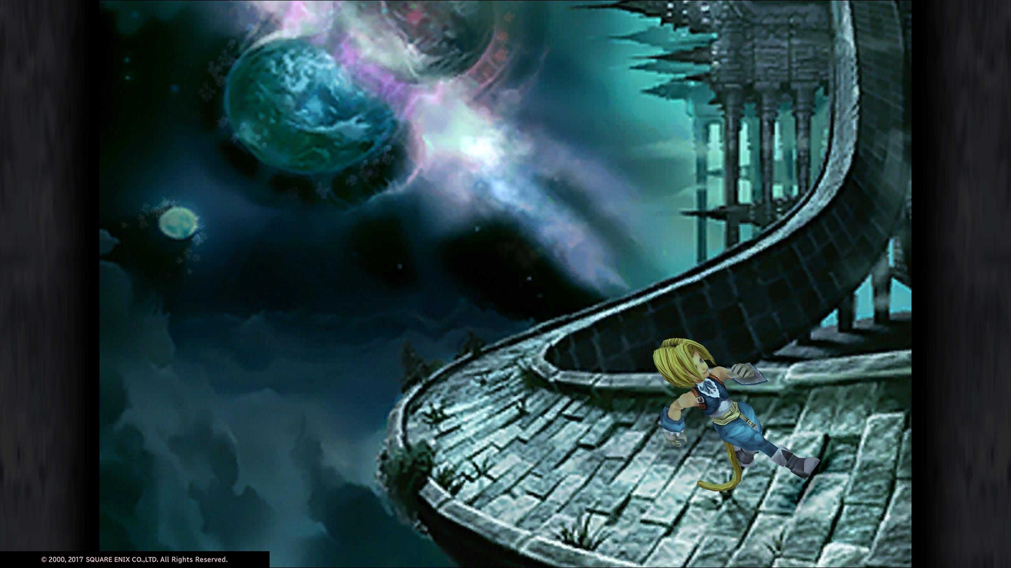 Final Fantasy IX Staircase