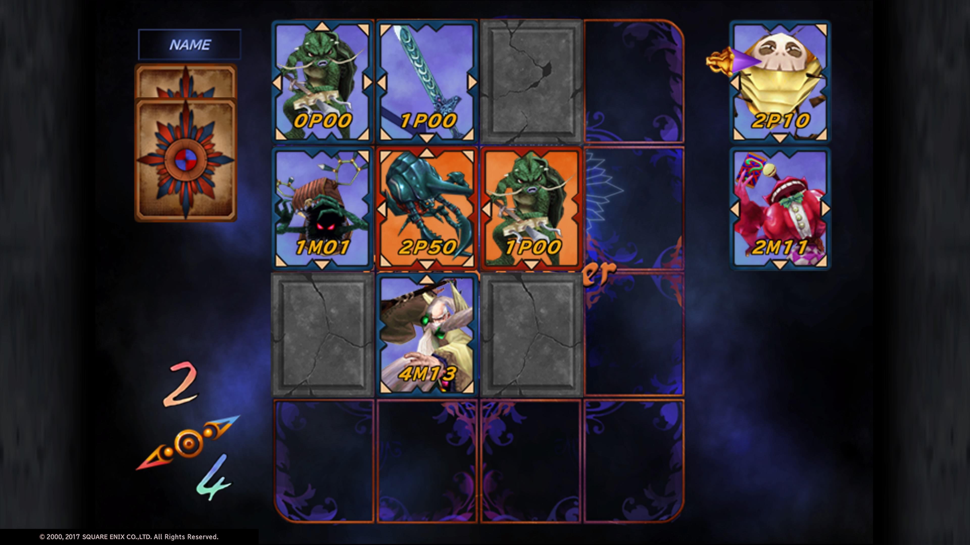 Final Fantasy IX Cards