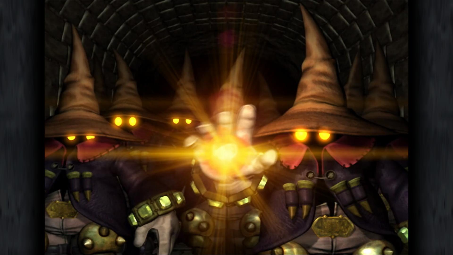 Final Fantasy IX CGs Vivis