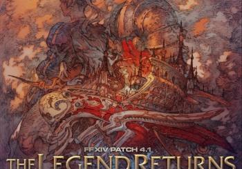 Final Fantasy XIV: Stormblood The Legend Returns (Patch 4.1)