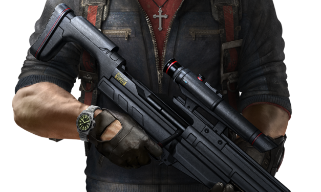 Hitman: Sniper receives NEW Just Cause 3 content