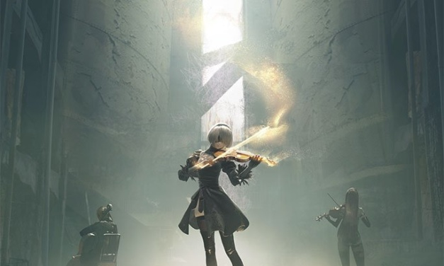 Nier Music Concert: The Memories of Puppets Blu-ray
