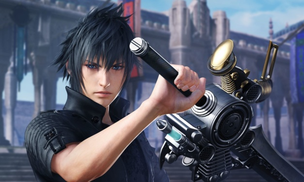 Dissidia Final Fantasy NT – Noctis (A New Challenger Approaches)