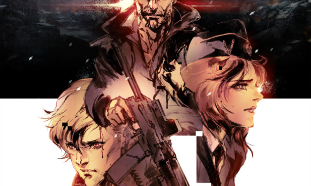 Left Alive Announced!